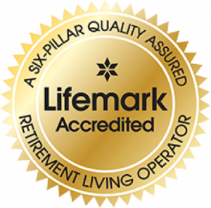 Lifemark Accredited