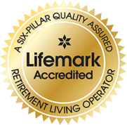 Lifemark Accredited Logo